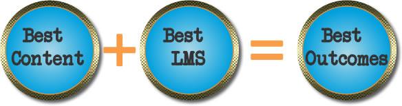 Meilleur LMS + Meilleur contenu = meilleurs résultats