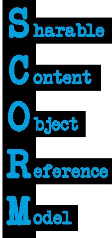 Définition SCORM: modèle de référence d'objet de contenu partageable